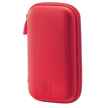 Moleskine, Journey Hard Pouch, Small, Scarlet Red (895131)