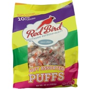 Red Bird Soft Assorted Puffs, 46 Oz.