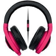 Razer Kraken Mobile Headphones (Neon Red)