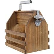 Refinery (3345003) Wooden Bottle Caddy