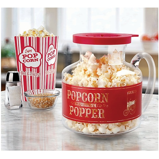 Refinery Microwave Popcorn Popper Rollover Image To Zoom In Https Www Staples 3p S7 Is