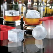 Refinery (3345029) Cube and Sphere Ice Molds