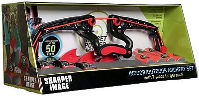 Sharper Image Indoor/Outdoor 7-Piece Archery Set (2720007)