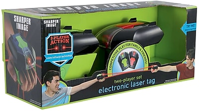 Sharper Image Two-Player Electronic Laser Tag (2720005)