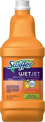 Swiffer® Wet Jet Solution Refill, Sweet Citrus and Zest, 1.25L