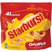 Starburst Original Fruit Chews Candy, 41 Oz.