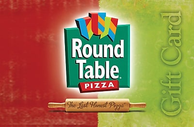 Round Table Pizza Gift Card $50