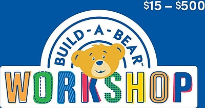 Build A Bear Gift Card $50