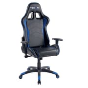 Techni Sport Office-PC Gaming Chair. Color: Blue