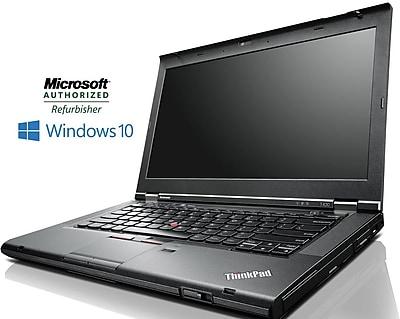 Refurbished 14in Lenovo ThinkPad T430 Laptop Intel Core i5 2.6Ghz 4GB RAM 320GB Hard Drive Windows 10 Pro