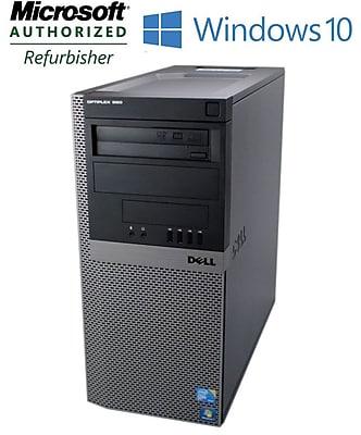 Refurbished Dell OptiPlex 980 Tower Intel Core i5 3.2Ghz 8GB RAM 1TB Hard Drive Windows 10 Pro