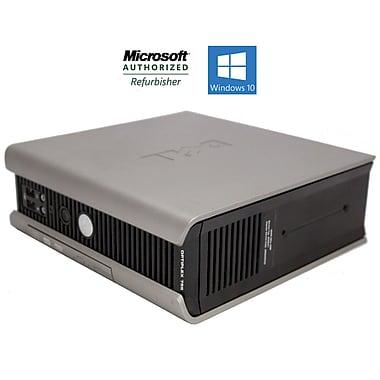 Refurbished Dell OptiPlex 755 USFF Desktop Intel Core 2 Duo 3.16Ghz 4GB RAM 320GB Hard Drive Windows 10 Pro