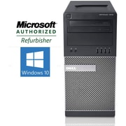 Refurbished Dell OptiPlex 7010 Tower Intel Core i5 3.2Ghz 12GB RAM 1TB Hard Drive Windows 10 Pro