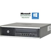 Refurbished HP 8200 Elite USFF Desktop Core i5 3.1Ghz 8GB RAM 128GB SSD Windows 10 Pro