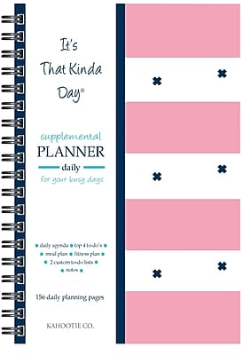 Kahootie Co™ It's That Kinda Day™ - Daily Planner, 6
