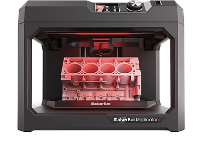 MakerBot® Replicator+ 3D Printer