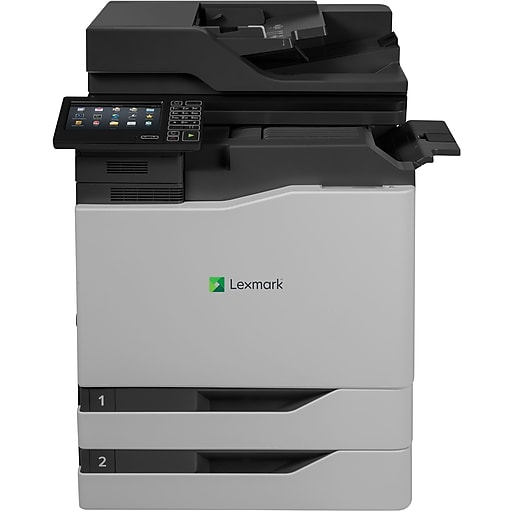 Lexmark CX820dtfe All-in-One Color Laser Printer | Staples