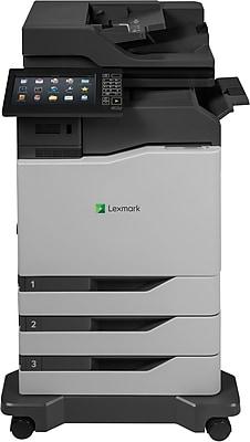 Lexmark™ CX860DTFE Color Laser Multifunction Printer 42K0072 New (42K0072)