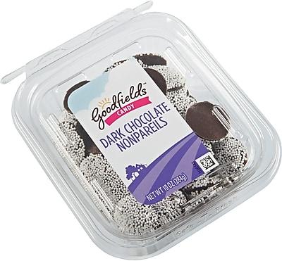 Amport Dark Chocolate Nonpareils 10 oz (3241612)