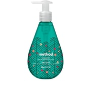 Method® Holiday Gel Hand Wash, Frosted Fir, 12 oz.