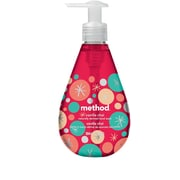 Method® Holiday Gel Hand Wash, Vanilla Chai, 12 oz.