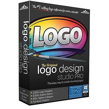 Logo Design Studio Pro for Windows (2 User) [Boxed]