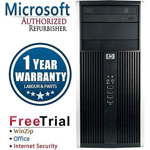 hp pro 6200 tower desktop pc