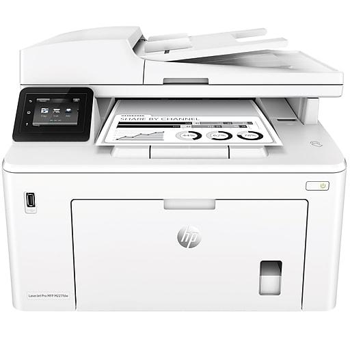 284b7a19db19 HP LaserJet Pro M227fdw All-In-One Wireless Laser Printer, All-In.  https://www.staples-3p.com/s7/is/