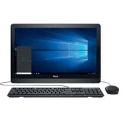 "Dell Inspiron 3265 22"" All-in-One Desktop PC (AMD E2-7110 APU, 4GB RAM, 500GB Hard Drive, Windows 10)"