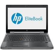 Refurbished HP 15.6in Elitebook 8570W Intel Quad Core i7 2.6Ghz 8GB RAM 500GB HDD Windows 10 Pro