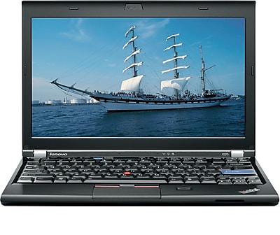 Refurbished Lenovo 12in ThinkPad X220 Intel Core i5 2.5Ghz 8GB RAM 500GB HDD Windows 10 Pro