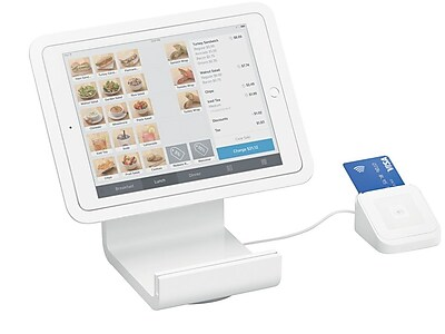 Square Stand For Contactless Chip For Apple Ipad 5th Gen Ipad