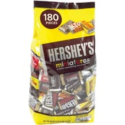 HERSHEY'S Miniatures Assortment, 56 oz, 175 Pieces