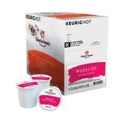Gloria Jean's® Mudslide Coffee, Keurig® K-Cup® Pods, Medium Roast, 24/Box (60051-056)