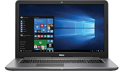 Dell Inspiron i5767-0018GRY Laptop [17.3