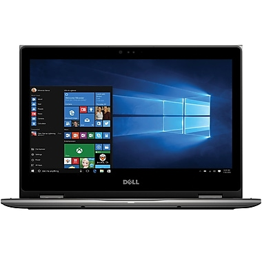 Refurbished Dell Inspiron i5378-5743GRY 2-in-1 Laptop 13.3
