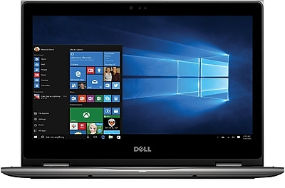 Dell Inspiron i5378-7171GRY 2-In-1 Laptop [13.3