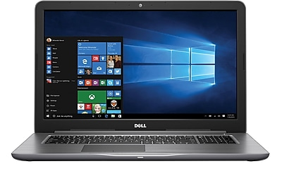 Dell Inspiron i5765-1317GRY Laptop [17.3