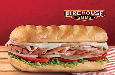 Firehouse Subs Gift Card $25