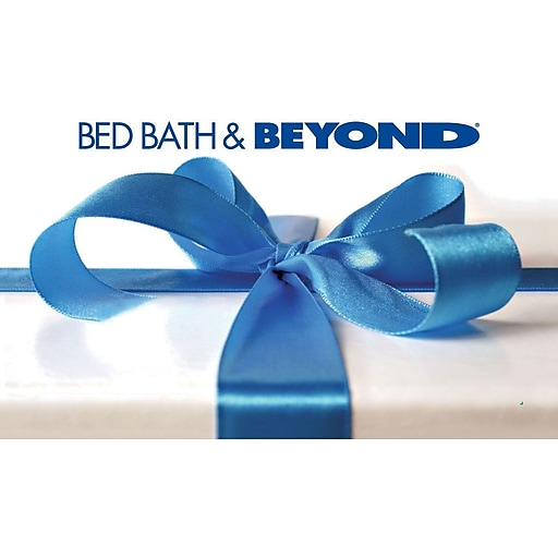$100.00  Bed Bath & Beyond Gift Card