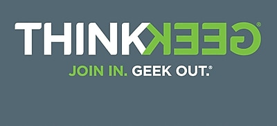 Thinkgeek Gift Card $100 (Email Delivery)