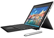 Microsoft Surface Pro 4, Intel® Core™ i5, 4GB RAM, 128GB Solid State Drive, 12.3' display, Windows 10 Pro
