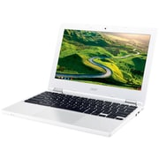 Refurbished Acer CB3-121-C3KD 11.6in Chromebook Intel Celeron N2840 2.16Ghz 2GB RAM 16GB Flash Google Chrome OS