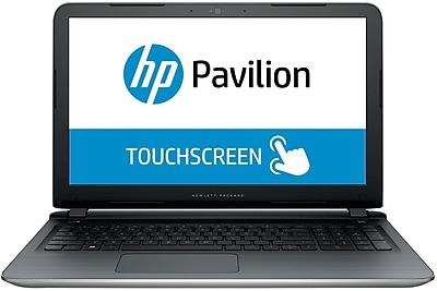 Refurbished HP 15-ab127ca 15.6in Pavilion Notebook AMD Quad-Core A6 1.8Ghz 6GB RAM 500GB Hard Drive Windows 10 Home