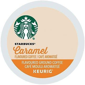 Keurig K-Cup Starbucks Caramel Coffee, 16 Count 1519416