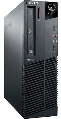 Refurbished Lenovo ThinkCentre M91p SFF Intel Core i5 3.0GHz, 4GB RAM, 1TB Hard Drive, Windows 10 Pro