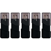 PNY Attache 16GB USB 2.0 Flash Drive 5-pack