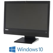 Refurbished Lenovo M90z 23in Widescreen All-In-One Desktop Core i5 3.2Ghz 4GB RAM 1TB Hard Drive Windows 10 Pro