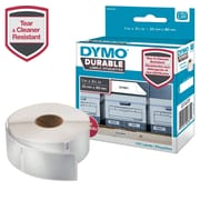 DYMO DURABLE SHELVING LABEL