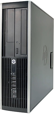 Refurbished HP 6300 Pro SFF Intel Core i3-2120 3.3Ghz,4GB RAM, 320GB Hard Drive and Windows 10 Pro